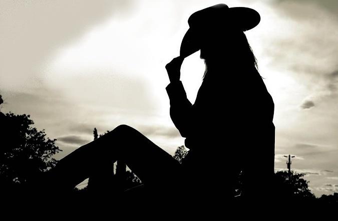country girl silhouette wwwpixgoodcom good pix galleries