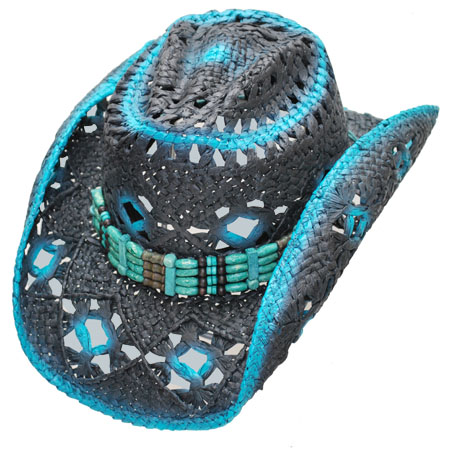 Blue Jean Night Cowboy Hat – Country Shine Store 2940bcd65ea