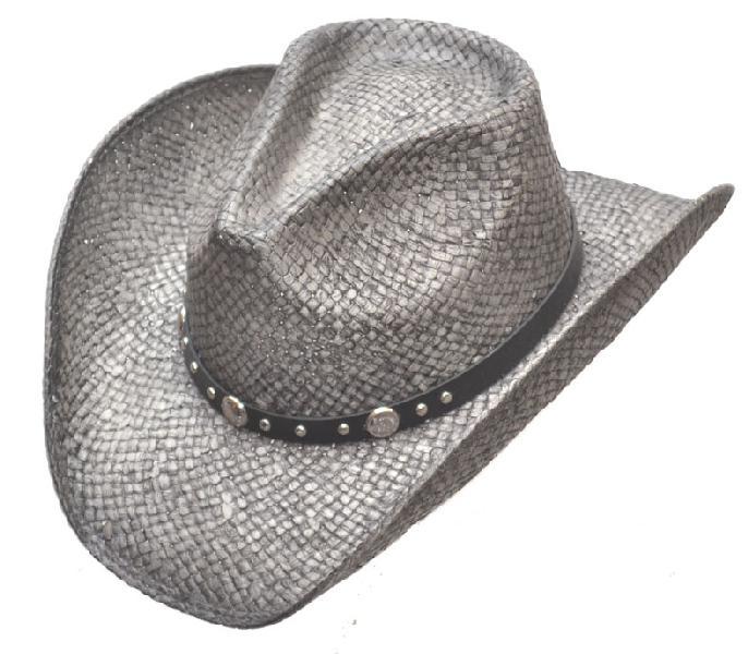 WELIN-59-14 Silver Streak Cowboy Hat