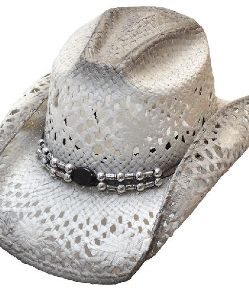 Silver Eve Cowboy Hat – Country Shine Store 601e3a19bc1